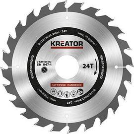 Kreator Sawblade 170x30x2.2mm 24T