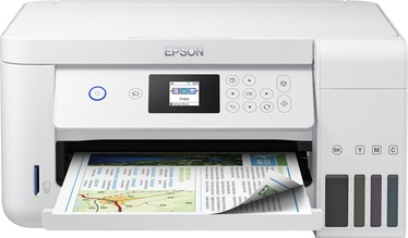 Многофункциональный принтер Epson EcoTank ET-2756, струйный, цветной