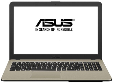 Nešiojamas kompiuteris Asus R540MA Chocolate R540MA-DM135T|1SSD