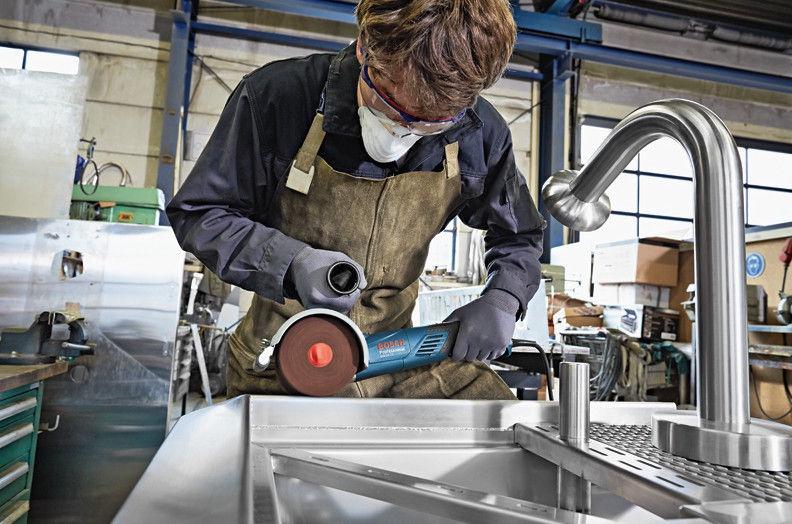 Bosch GSI 14 CE Angle Grinder