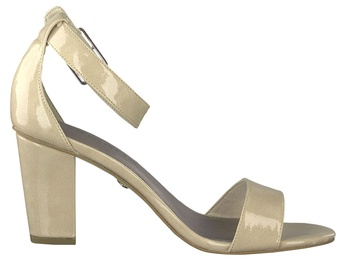 Tamaris Heiti Sandal 1-1-28018-22 Nude Patent 38