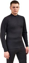 Термофутболка Rucanor Thermo Shirt With Crew Neck 28209 02 S Black