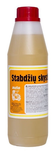 Тормозная жидкость SN DOT3 Brake Fluid 0.5l