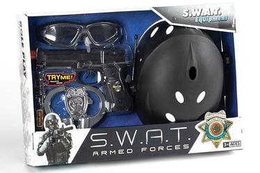 Vaidmenų žaidimas SWAT Equipment Set