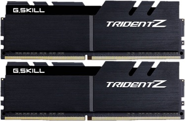 G.SKILL Trident Z Black 16GB 4500MHz CL19 DDR4 KIT OF 2 F4-4500C19D-16GTZKKE