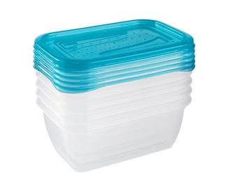 Maisto dėžučių komplektas Fredo Fresh, 5x0.5 L