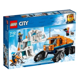 Konstruktor LEGO City, Polaarskaudi veok 60194
