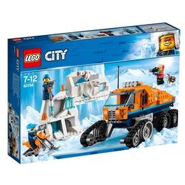 Konstruktorius Lego City Arctic Scout Truck 60194