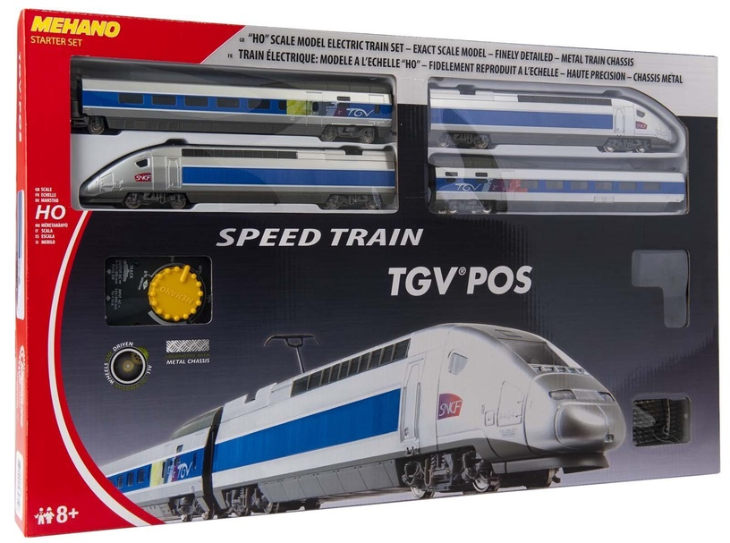 Mehano Train Starter Set TGV POS T103