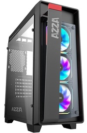 AZZA Obsidian 270 CSAZ-270 Black Steel