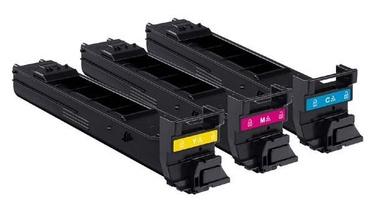 Konica Minolta A0DKJ52 Toner Kit CMY