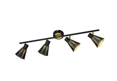 Kryptinis šviestuvas Trio Houston 800300432, 4 x 40 W, E14