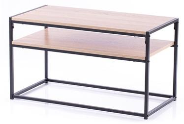 Kafijas galdiņš Homede Pjan, ozola, 800x400x450 mm