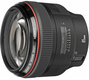 Canon EF 85/1.2 L USM II