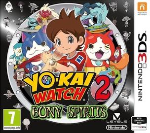 Игра Yo-Kai Watch 2: Bony Spirits 3DS