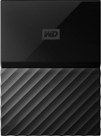Western Digital 3TB My Passport for Mac USB 3.0 Black WDBP6A0030BBK-WESN