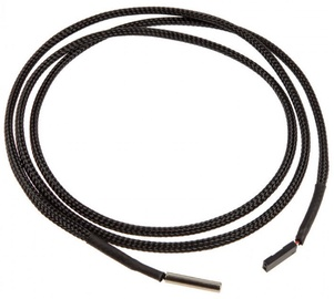 Lamptron Temperature Sensor Pro Cable 900mm Black