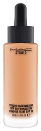 Mac Studio Waterweight Foundation SPF30 30ml NC44