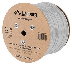 Lanberg Network Cable LCS7L-11CU-0305-S Grey 305m