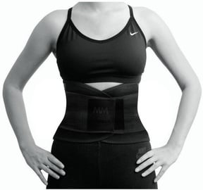 Mad Max Slimming And Support Belt Black S