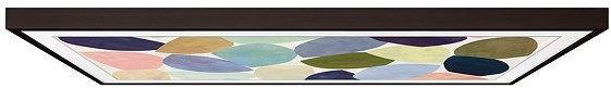 Samsung Customize Frame 65'' Dark Brown