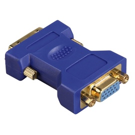 Hama Adapter DVI to VGA Black