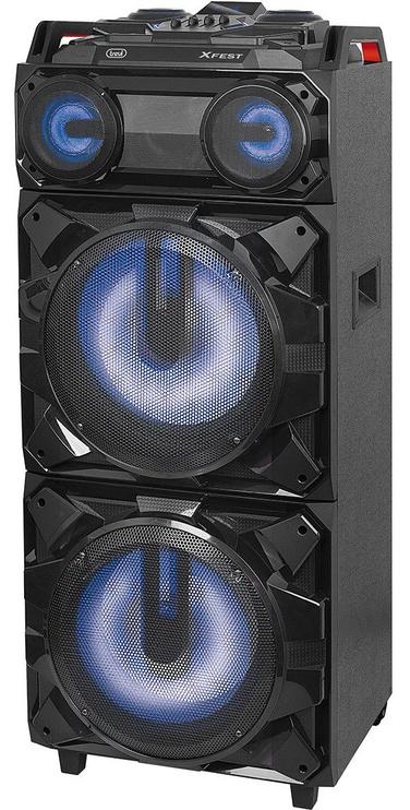 Belaidė kolonėlė Trevi X-Fest XF3800 Black, 300 W