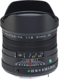 Pentax FA 31mm f/1.8 AL Limited Black