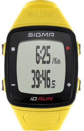 Sigma ID.RUN Yellow