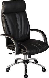 Biuro kėdė MN LK-13 Leather Black
