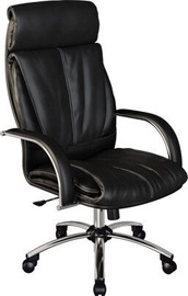 Biroja krēsls MN LK-13 Leather Black