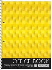 Vihik, A4, 80 lehte, erinevad värvid