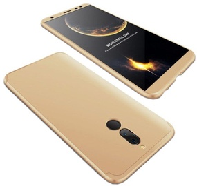 Hurtel 360 Protection Full Body Cover For Huawei Mate 10 Lite Gold