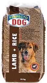 Сухой корм для собак Perfecto Dog Lamb & Rice 20kg