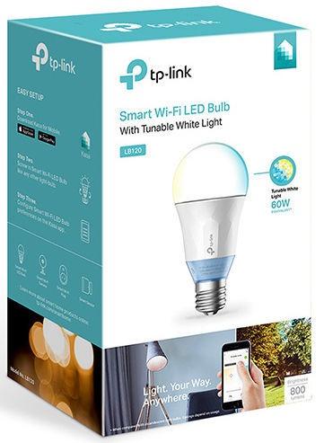 TP-Link Smart Wi-Fi LED Bulb x2