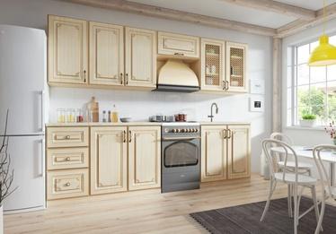 WIPMEB Febe Kitchen Set 260cm Cream