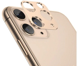 TakeMe Aluminum Camera Cover For Apple iPhone 11 Pro/Pro Max Gold