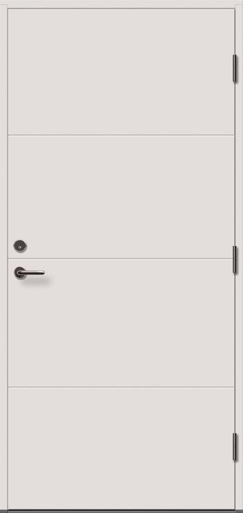 Lauko durys Viljandi Storo, 2088 x 890 mm, dešininės