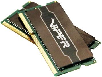 Patriot Viper 16GB 1600MHz CL9 DDR3 SODIMM KIT OF 2 PV316G160LC9SK