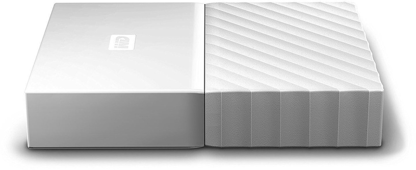 Western Digital 2TB My Passport USB 3.0 White WDBYFT0020BWT-WESN