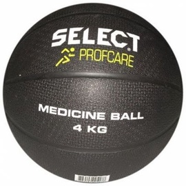 Select Medical Ball 4kg Grey
