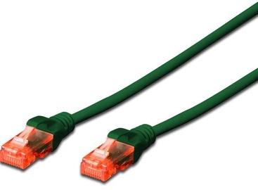 Digitus CAT 6 UTP Cable Patch Green 2m