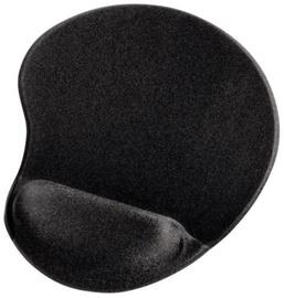Hama Mini Mouse Pad Ergonomic Black