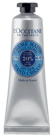 Kätekreem L´Occitane 20% Shea Butter, 30 ml