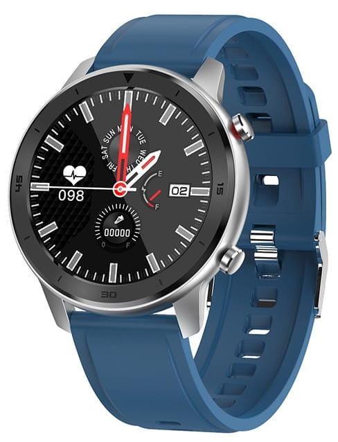 Išmanusis laikrodis Garett Men 5S Blue