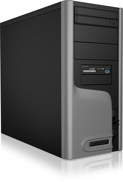 Картридер ICY Box IB-872-i3 4-Port Card Reader