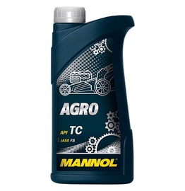 Mannol Mower Engine Oil Agro 1l 2 Takt