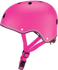Globber Helmet Primo Lights Deep Pink XS/S