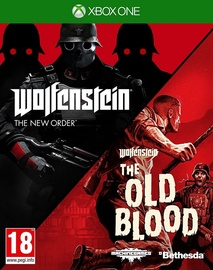 Wolfenstein Double Pack: The New Order and The Old Blood Xbox One