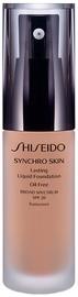Shiseido Synchro Skin Lasting Liquid Foundation SPF20 30ml R3